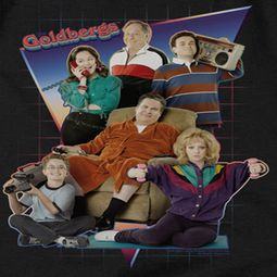 The Goldbergs Shirts