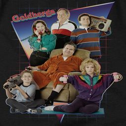 The Goldbergs Totally Rad Family Shirts