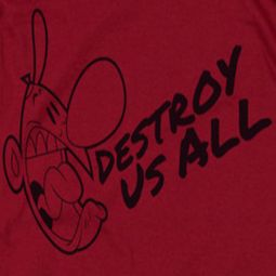 The Grim Adventures Of Billy & Mandy Destroy Us All Shirts