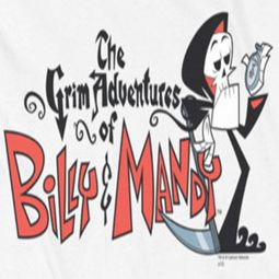 The Grim Adventures Of Billy & Mandy Logo Shirts