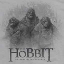 The Hobbit 3 Trolls Shirts