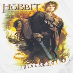 The Hobbit Battle Of The Five Armies Bilbo Shirts