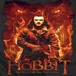The Hobbit Battle Of The Five Armies Fates Shirts
