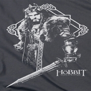 The Hobbit Battle Of The Five Armies King Thorin Shirts