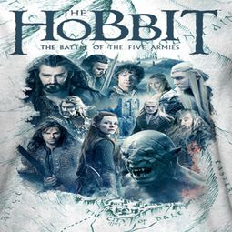 The Hobbit Battle Of The Five Armies Ready For Battle Sublimation Shirts