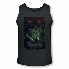 The Hobbit Battle Of The Five Armies Tank Top Taunt Charcoal Tanktop
