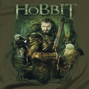 The Hobbit Battle Of The Five Armies Thorin And Company Shirts