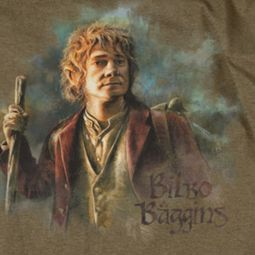 The Hobbit Biblo Painting Shirts