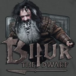 The Hobbit Bifur Shirts