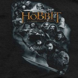 The Hobbit Characters Shirts