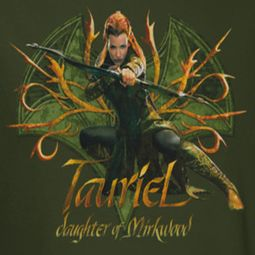 The Hobbit Desolation Of Smaug Tauriel Shirts