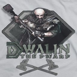 The Hobbit Dwalin Shirts