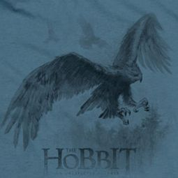 The Hobbit Eagle Sketch Shirts