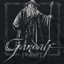 The Hobbit Gandalf Framed Shirts