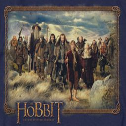 The Hobbit Journey Shirts