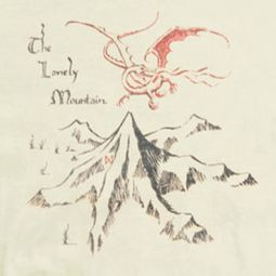 The Hobbit Mountain Shirts