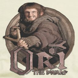 The Hobbit Ori Shirts