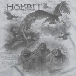 The Hobbit Sketch Shirts