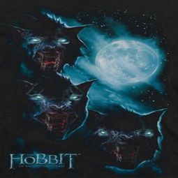 The Hobbit Warg Moon Shirts