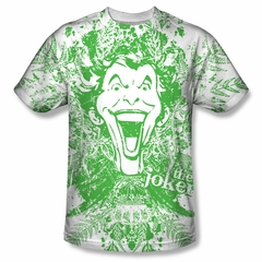 The Joker Shirt In The Wild Sublimation Shirt