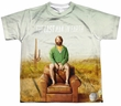 The Last Man On Earth Shirt Cast Sublimation Youth Shirt Front/Back Print