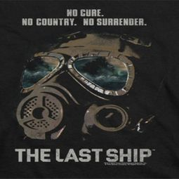 The Last Ship Mask Shirts