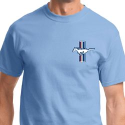 The Legend Lives Crest Pocket Print Mens Ford Shirts