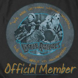 The Little Rascals He Man Woman Hater Shirts