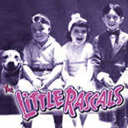 The Little Rascals T-shirts