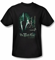 The Lord Of The Rings Kids T-Shirt Witch King Black Tee Shirt Youth