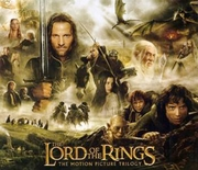 The Lord Of The Rings T-Shirts