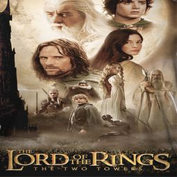 The Lord Of The Rings Towers Poster Sublimation Shirts
