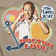 The Love Boat Doctor Love Shirts