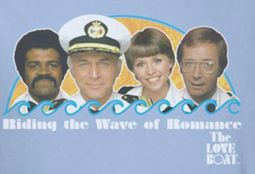 The Love Boat Wave Of Romance Shirts