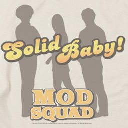The Mod Squad Solid Shirts