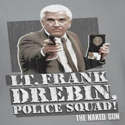 The Naked Gun Fran Drebin Shirts