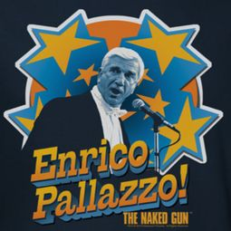 The Naked Gun Its Enrico Pallazzo Shirts