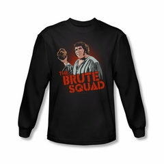 The Princess Bride Shirt Brute Squad Long Sleeve Black Tee T-Shirt