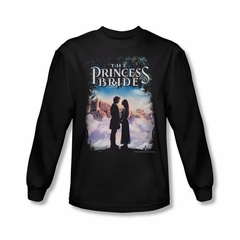 The Princess Bride Shirt Storybook Love Long Sleeve Black Tee T-Shirt