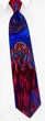 The Scream Multicolor Silk Tie Necktie - Men's Art Neck Tie