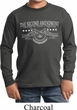 The Second Amendment Kids Long Sleeve Shirt