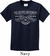 The Second Amendment Kids Shirt