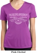The Second Amendment Ladies Moisture Wicking V-neck Shirt