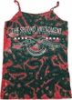 The Second Amendment Ladies Tie Dye Camisole Tank Top