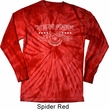 The Second Amendment Long Sleeve Tie Dye Shirt