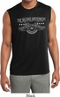 The Second Amendment Mens Sleeveless Moisture Wicking Shirt