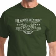 The Second Amendment Shirts