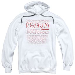 The Shining  Hoodie Redrum White Sweatshirt Hoody