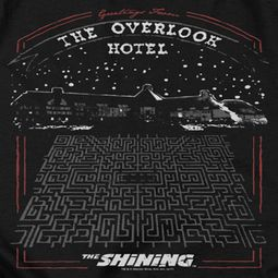 The Shining Overlook Hotel Shirts