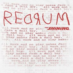 The Shining Redrum Shirts